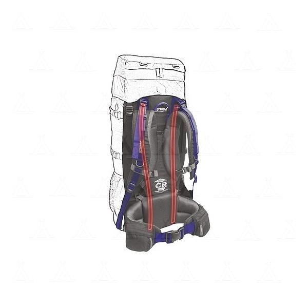 Подвесная система CR Carry System используемая в рюкзаках Mountain