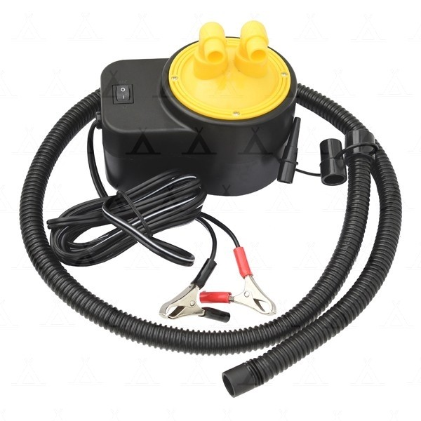лодочный насос электрический с аккумулятором купить